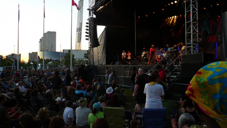 Kyssi Wète - Festival FFO Canada1