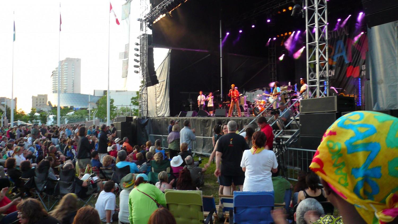 Kyssi Wète - Festival FFO Canada2