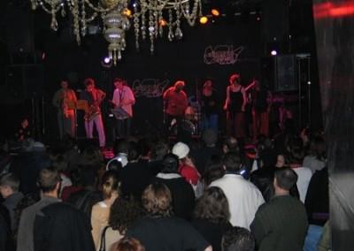 Nouveau Casino – Paris – 29 novembre 2003