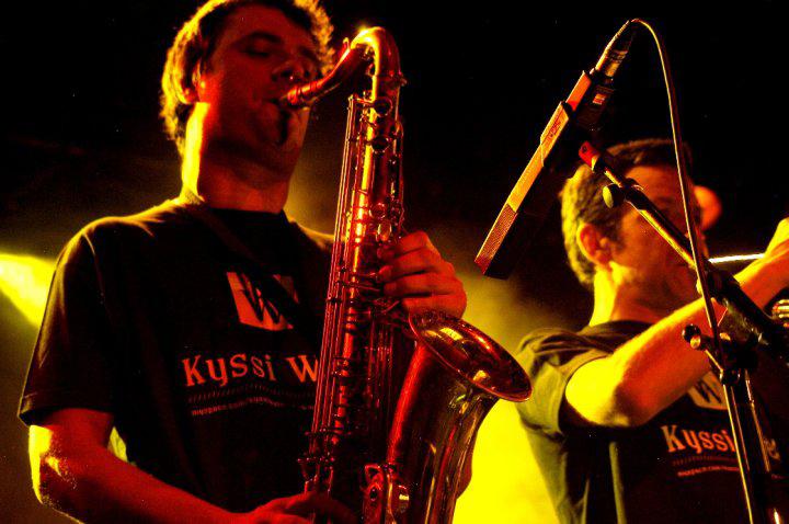 Christophe et Yann, concert a? l'E ́lysée Montmartre 4  juin 2010