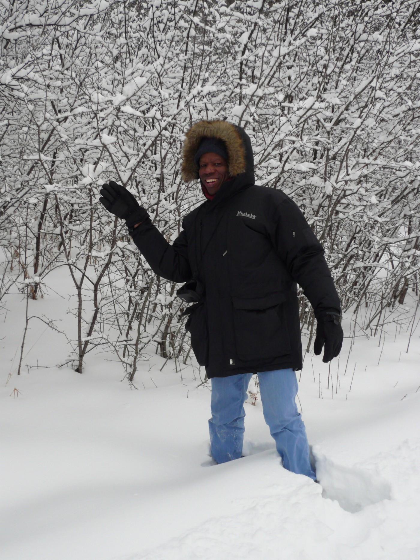 Kyssi, Ottawa hiver 2011