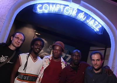 Le Comptoir du Jazz – Bordeaux – 29 mai 2009